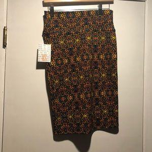LuLaRoe Cassie Skirt Size XS. NWT.